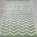 Rectangular Cotton Chenille Rug, Size: 60x90 Cm
