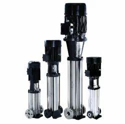 Vertical High Pressure MV Series Pump