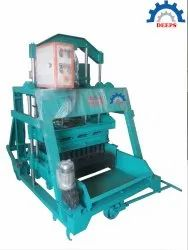 Concrete Block Making Machine Pressing Type