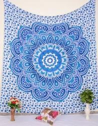 Flower Print Wall Hanging