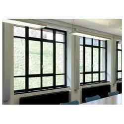 Shiv Shakti Color Coated Custom Steel Window, For Office
