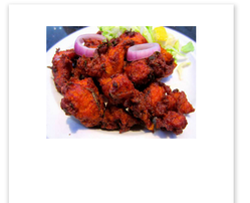Chicken 65 (280) Fried Snacks