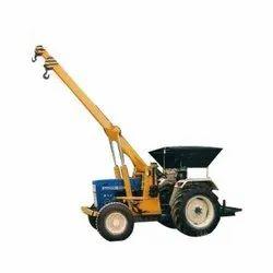Log Handlers on Tractors