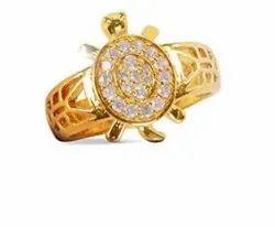 Stone Tortoise Ring