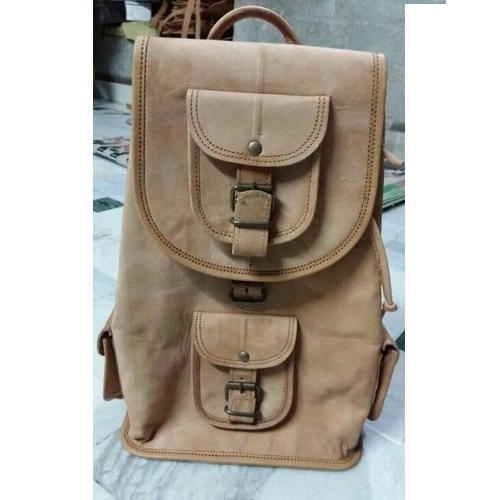 1e2fe2ceec Men Tote Bag Leather Back Pack