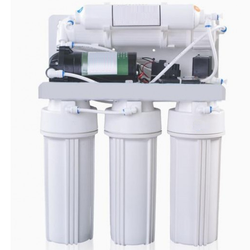ABS Plastic Automatic Wall Mounted Domestic RO Water Purifier System