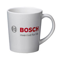 Mug with Customized Logo of the Company