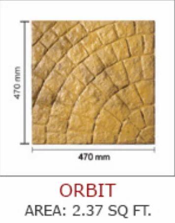 Ultra Tile Ultra ORBIT Floor Tiles