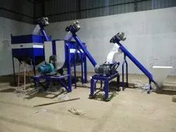 Semi Automatic Fish Feed Making Plant