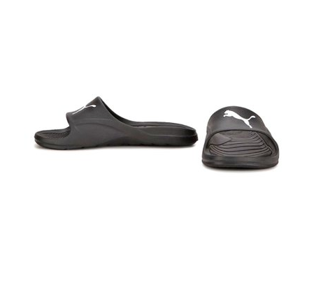 fa313f0c842 Black White Men Puma Divecat Fundamentals Sports Slipers