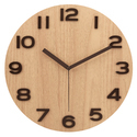 Promotional Wooden Wall Clock