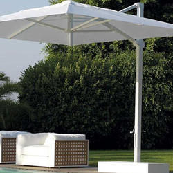 Garden Umbrella Tensile Structure