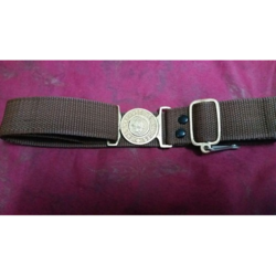 Brass Buckle Belt