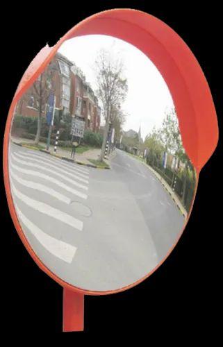 AXNOY Polycarbonate Convex Mirror 24 Inch