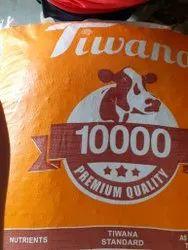 Pellets form Tiwana 10000, Packaging Type: PP Bags