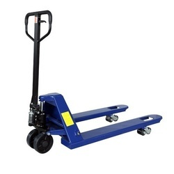 Hydraulic Pallet Trolley