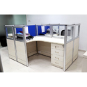 Cubic Office Workstation