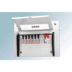 Sigma Mild Steel MCB Distribution Panels
