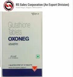 Glutathione (Brand: Oxoneg Tablet)