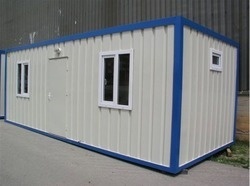 Prefabricated Mobile Office Container
