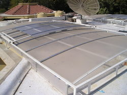 Roof Covering Polycarbonate Sheet