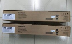 Sharp MX-560NT (MX-561NT) Black Toner Cartridge, Genuine (G0011)