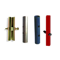 Blue and Black Joint Pins and Spigots