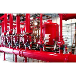 Industrial Fire Fighting Contractor Service