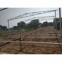 Stainless Steel Goat Farm Roofing Structure