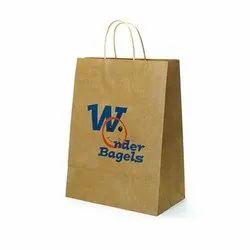 Printed Craft Paper Bags