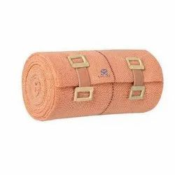 Cotton Elastic Crepe Bandage, For Hospital, Size: 6cm 8cm 10cm 15cm X4m