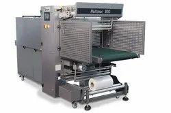 Semi-Automatic Sleeve Wrapping Machine