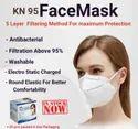 N 95 Mask With Respirator