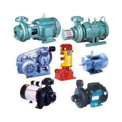 Electric Motor Pumps