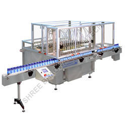 Gel, Balm, Petroleum Jelly Container Filling Machine