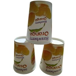 SKP Disposable Printed Cold Drink Paper Cup, Capacity: 60 to 250 mL