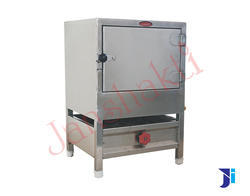Stainless Steel Idli Steamer Box, For Restaurant
