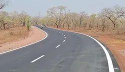 Bitumen Road Construction Service