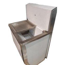 Single Surgical Scrub Sink