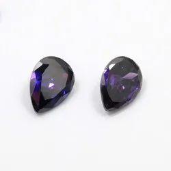 A. N. Gems American Diamond Pear