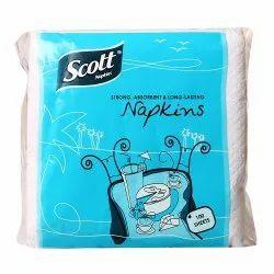 Scott Paper Napkin