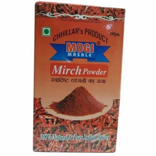 Mogi 100g Mirch Powder