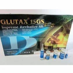 Glutax 15g  Supreme Revitalise SR Glutathione Injection
