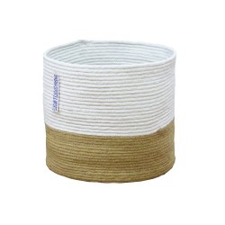 Cotton Jute Basket