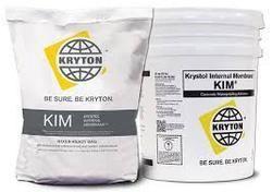 Powder Crystalline Waterproof Krystol Internal Membrane KIM, For Construction, Packaging Type: Drum