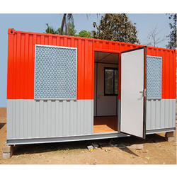 Prefabricated Office Container Cabin