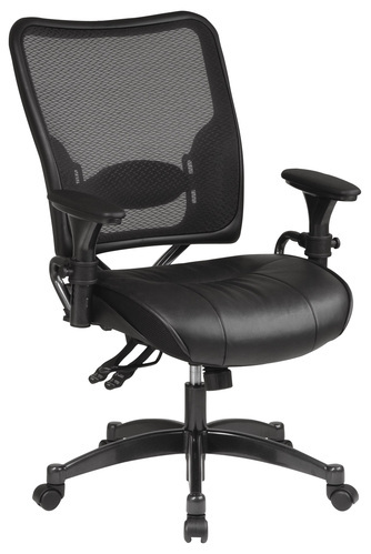 Mesh Leather Executive Chair