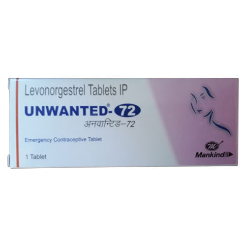 levonorgestrel tablets ip packaging size 1 tablet rs 23 8 box