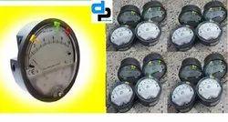 Aerosense Model ASG - 750 PA Differential Pressure Gauge Ranges 0-750 PA
