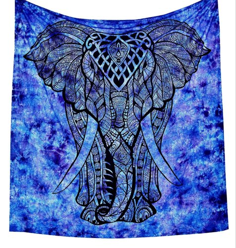 Twin Tree Of Life Psychedelic Wall Hanging Tie /& Dye Tapestry Throw Ethnic Art